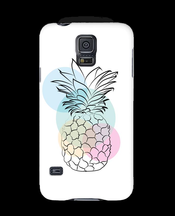 Coque 3D Samsung Galaxy S5 Petit'anana par Nina