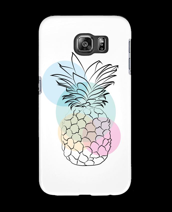 Coque 3D Samsung Galaxy S6 Petit'anana - Nina