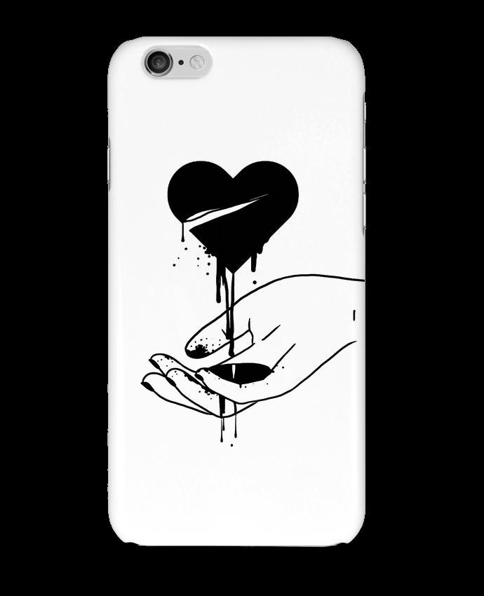 coque 3d iphone 6 coeur qui coule tattooanshort tunetoo. Black Bedroom Furniture Sets. Home Design Ideas