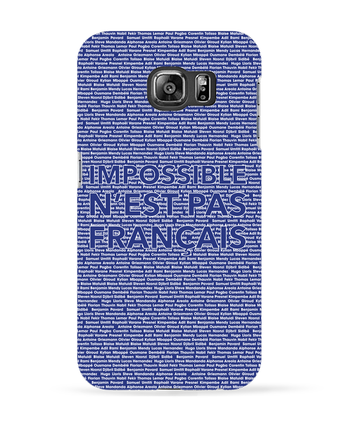 Coque 3D Samsung Galaxy S6 Impossible n