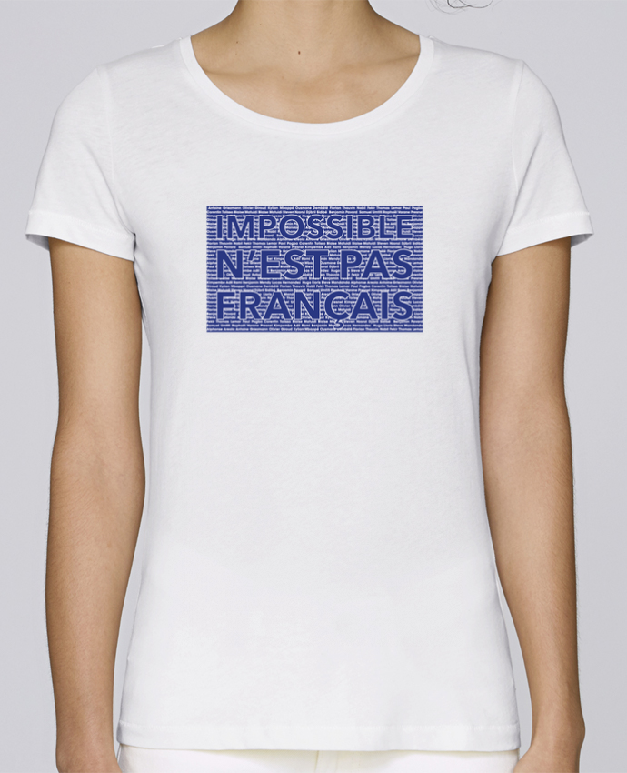 T-shirt Femme Stella Loves Impossible n