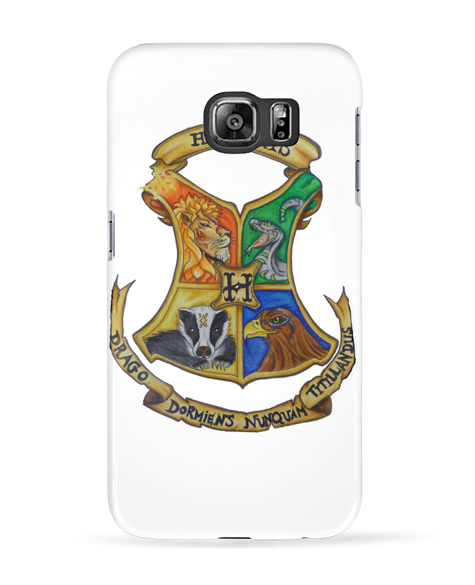 coque harry potter galaxy s6