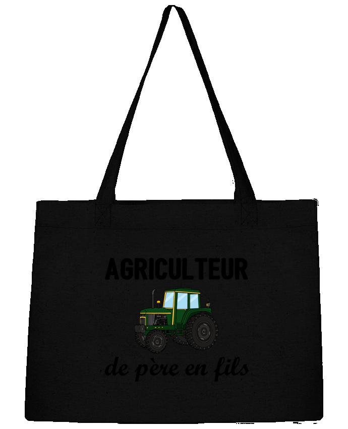 Sac Shopping Agriculteur de père en fils par tunetoo