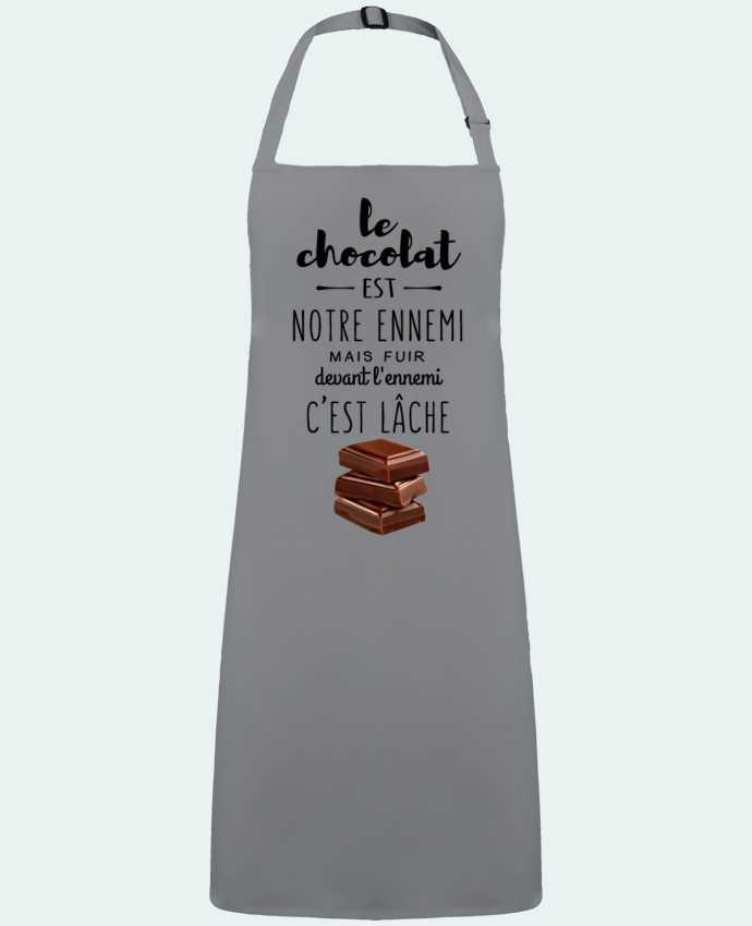 Tablier chocolat par  DesignMe
