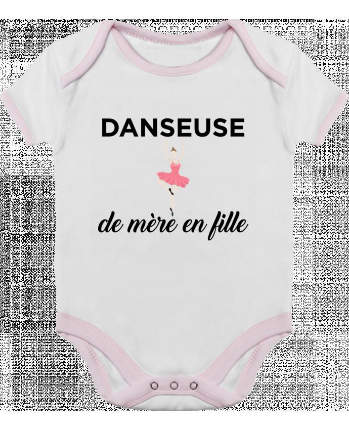 Body Bébé Contrasté Danseuse de mère en fille par tunetoo