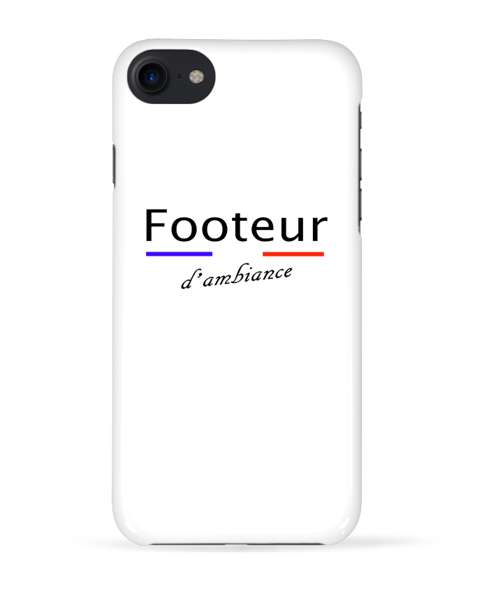 Coque 3D Iphone 7 FOOTEUR D