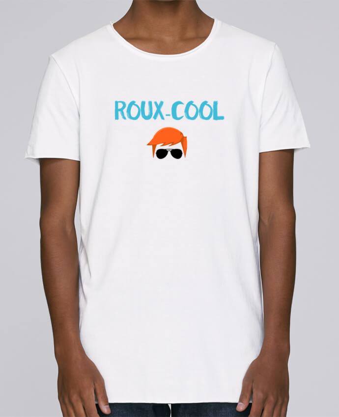 T-shirt Homme Oversized Stanley Skates Roux-cool par tunetoo