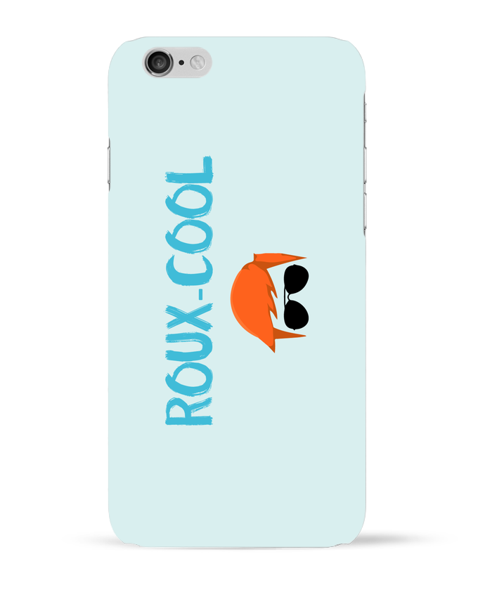 Coque 3D Iphone 6 Roux-cool par tunetoo