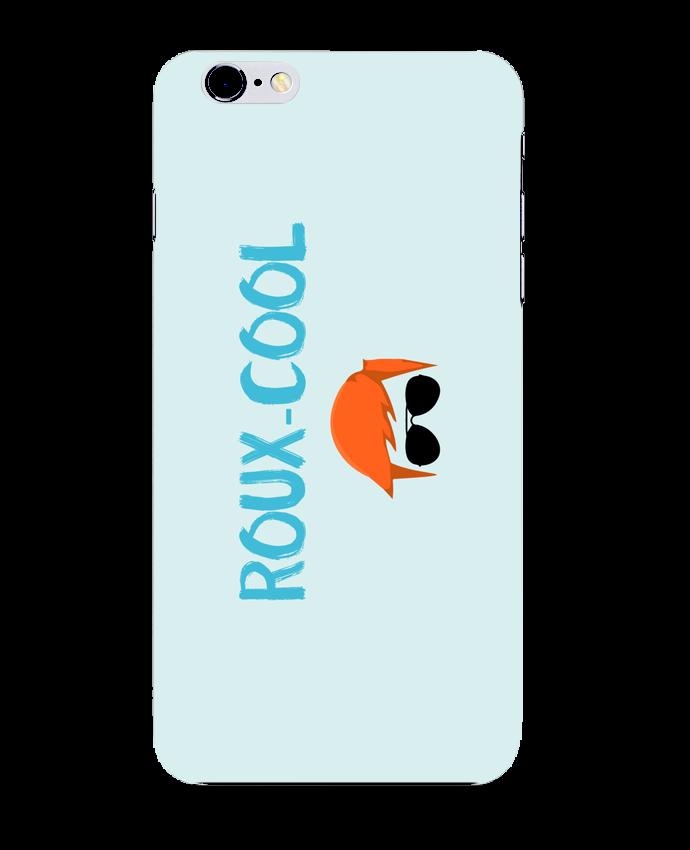 Coque 3D Iphone 6+ Roux-cool de tunetoo