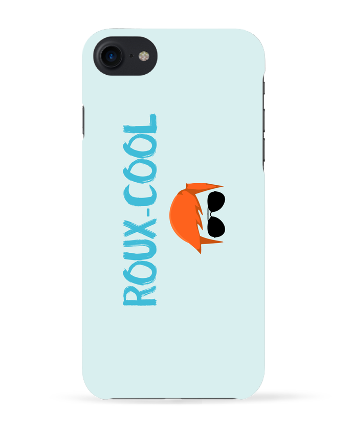 Coque 3D Iphone 7 Roux-cool de tunetoo