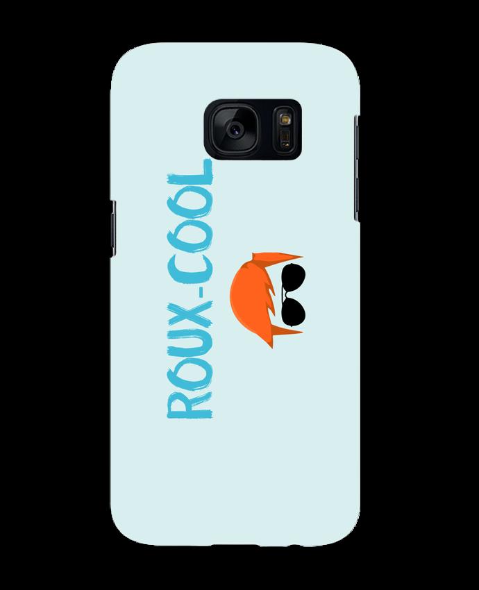 Coque 3D Samsung Galaxy S7 Roux-cool par tunetoo