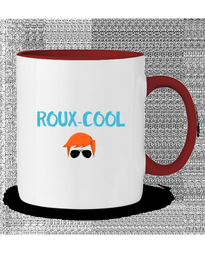 Mug en Céramique Bicolore Roux-cool tunetoo