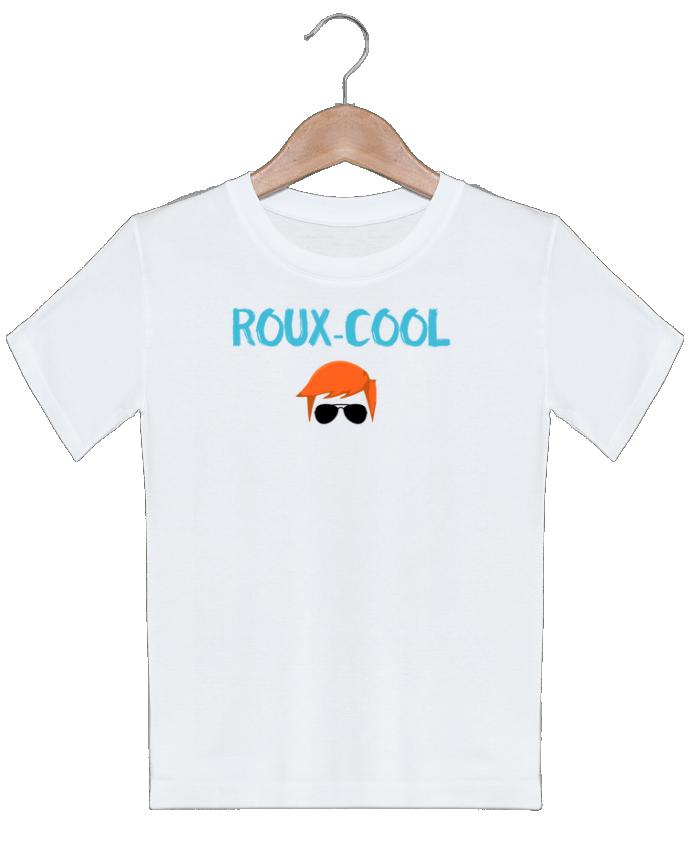 T-shirt garçon motif Roux-cool tunetoo