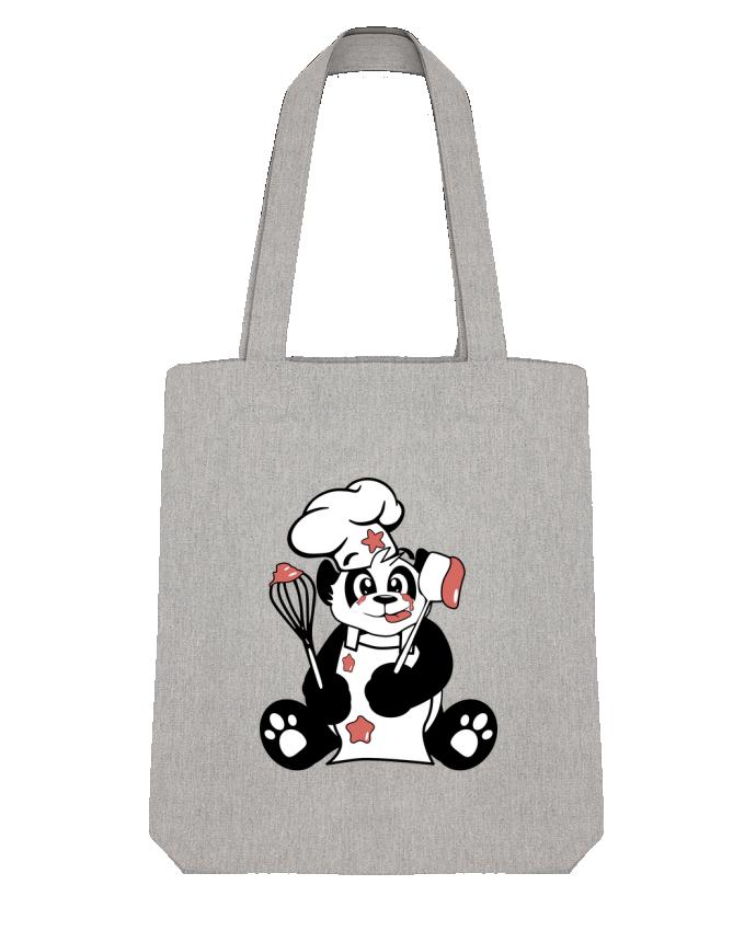 Tote Bag Stanley Stella Panda Pot'Chef par CoeurDeChoux