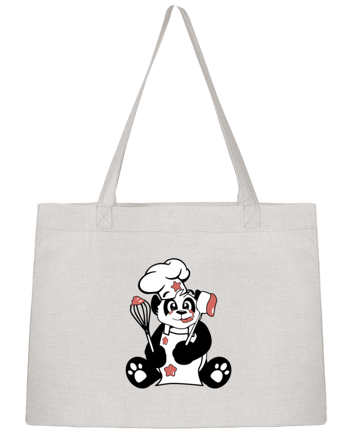 Sac Cabas Shopping Stanley Stella Panda Pot