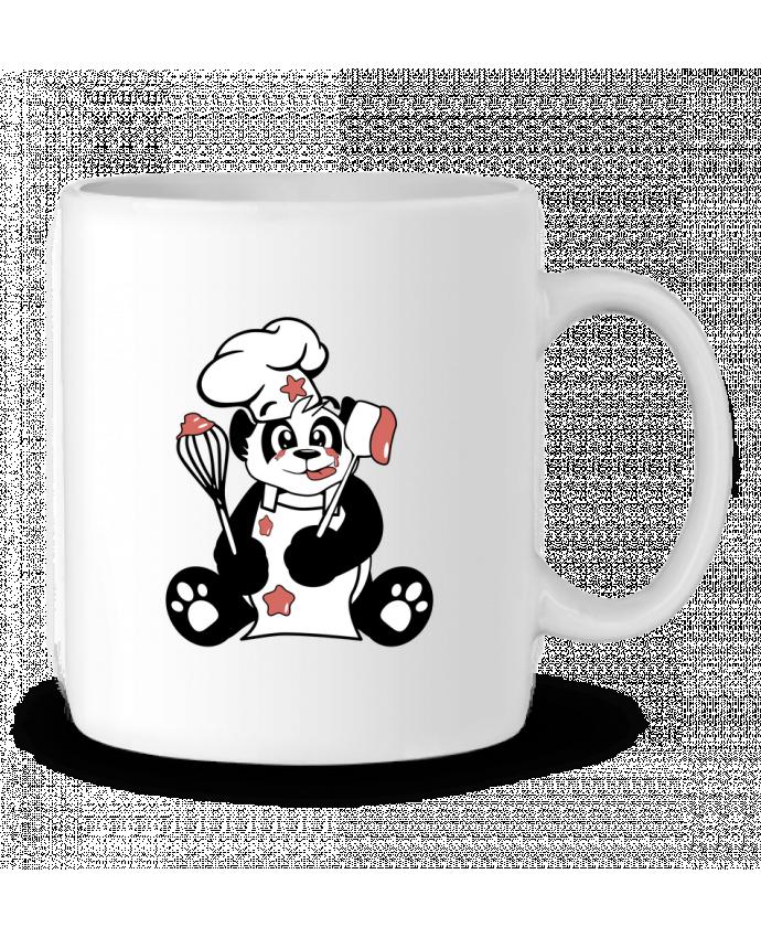 Mug en Céramique Panda Pot'Chef par CoeurDeChoux