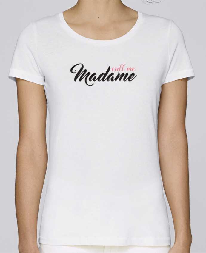 T-shirt Femme Stella Loves Call me Madame par tunetoo