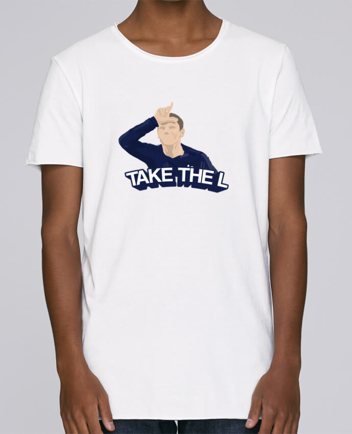 T-shirt Homme Oversized Stanley Skates Griezmann célébration fortnite par tunetoo