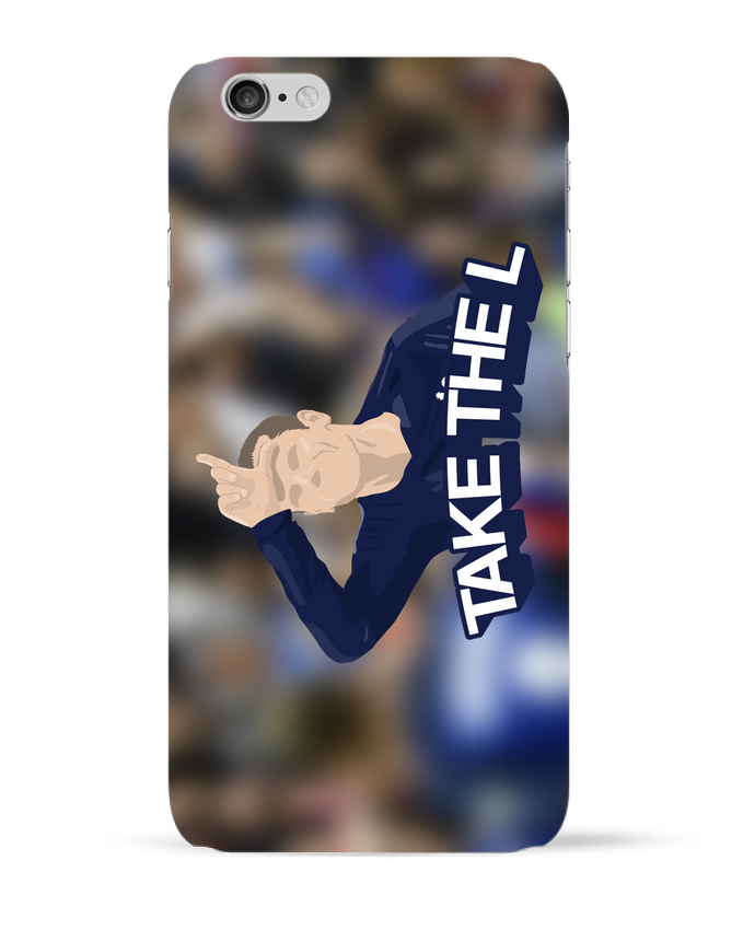 Coque 3D Iphone 6 Griezmann célébration fortnite par tunetoo