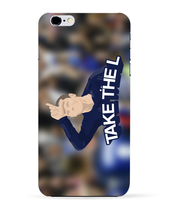 Coque 3D Iphone 6+ Griezmann célébration fortnite de tunetoo