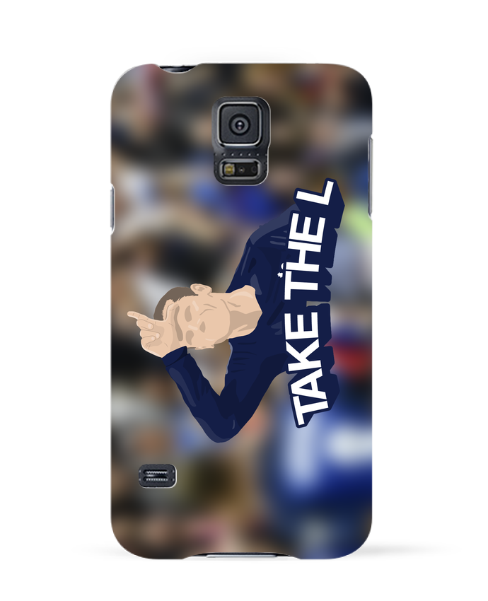 Coque 3D Samsung Galaxy S5 Griezmann célébration fortnite par tunetoo