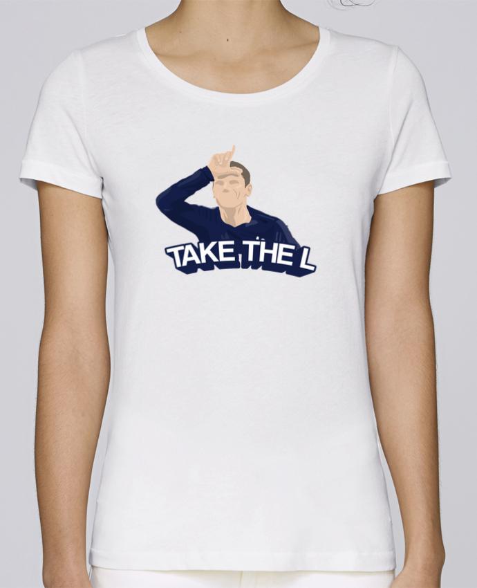 T-shirt Femme Stella Loves Griezmann célébration fortnite par tunetoo