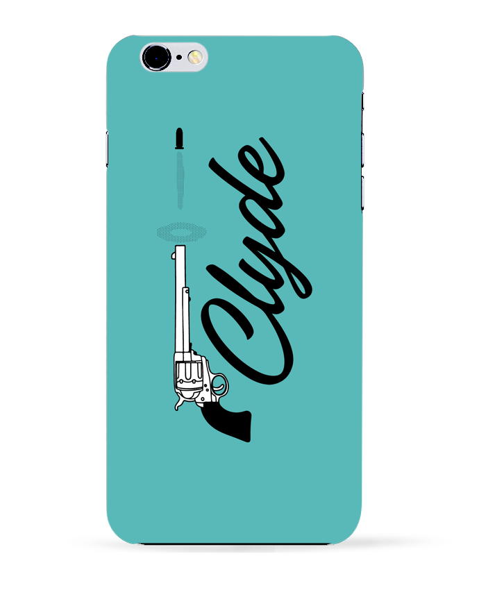 Coque 3D Iphone 6+ Clyde de tunetoo