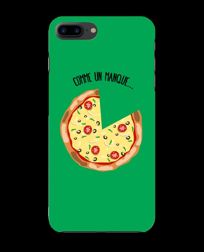 Coque iPhone 7 Pizza duo par tunetoo