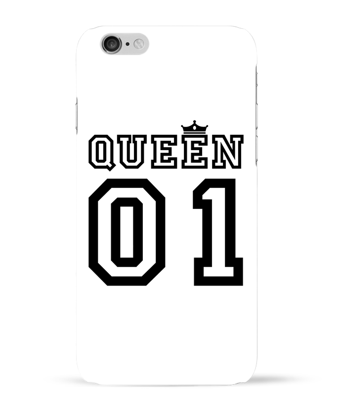 Coque 3D Iphone 6 Queen 01 par tunetoo