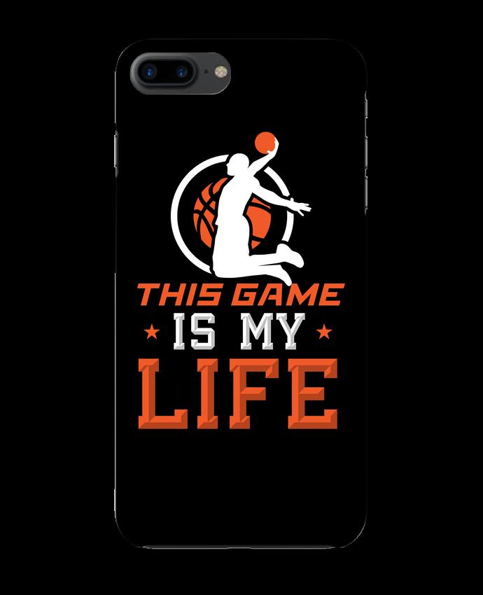 Coque iPhone 7 Basketball Life par Original t-shirt