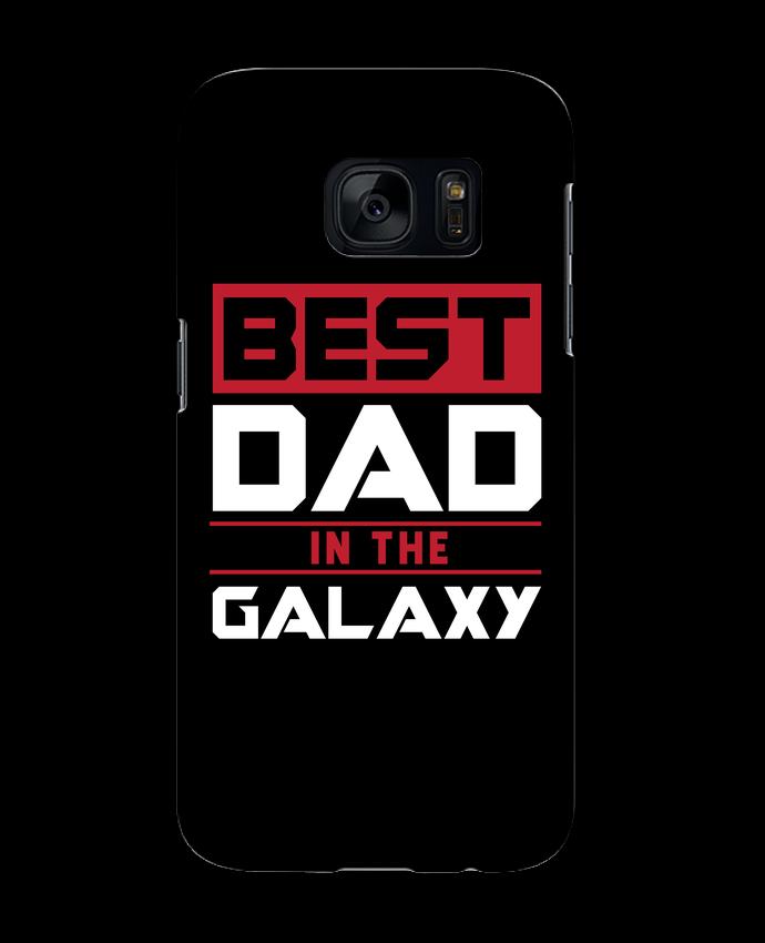 Coque 3D Samsung Galaxy S7 Best dad par Original t-shirt