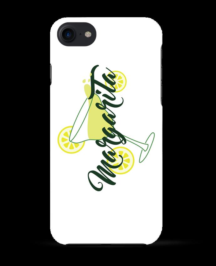 Coque 3D Iphone 7 Margarita de tunetoo