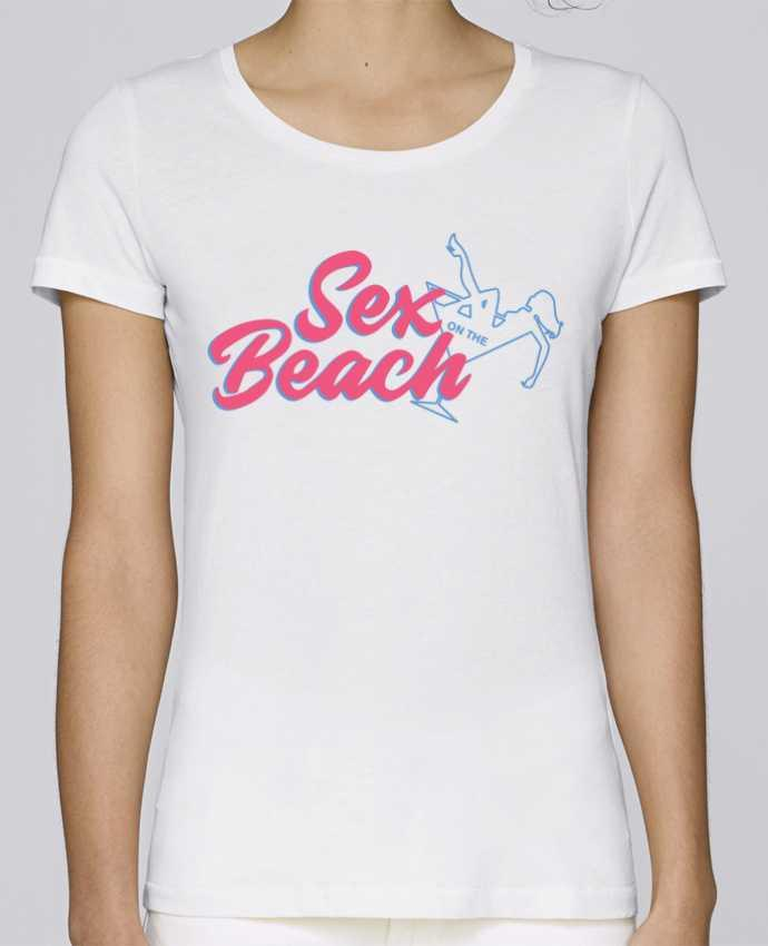 T-shirt Femme Stella Loves Sex on the beach cocktail par tunetoo