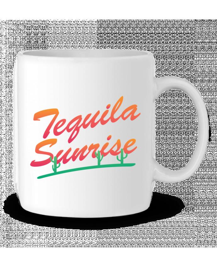 Mug en Céramique Tequila Sunrise par tunetoo