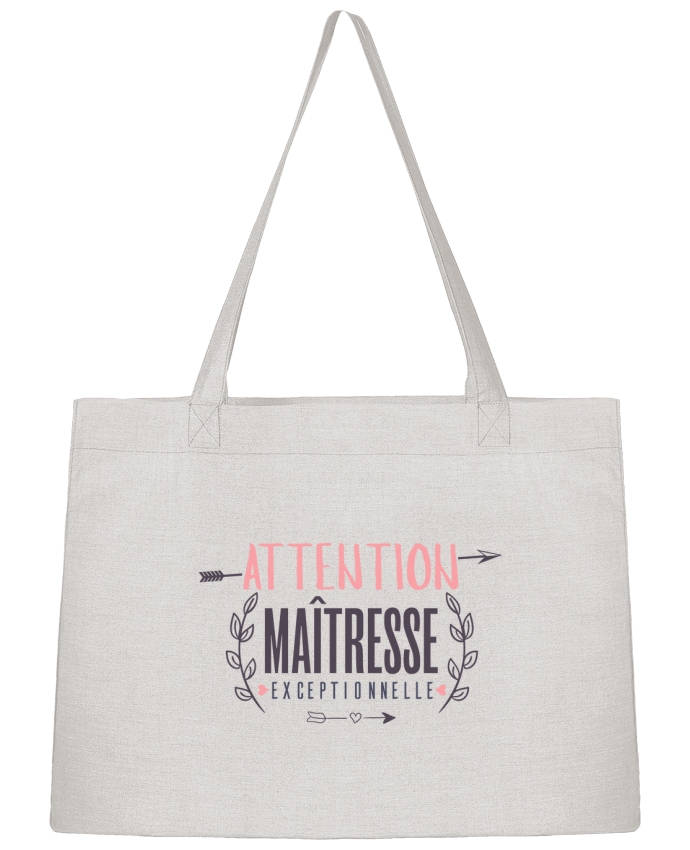 Sac Cabas Shopping Stanley Stella Attention maîtresse exceptionnelle par tunetoo