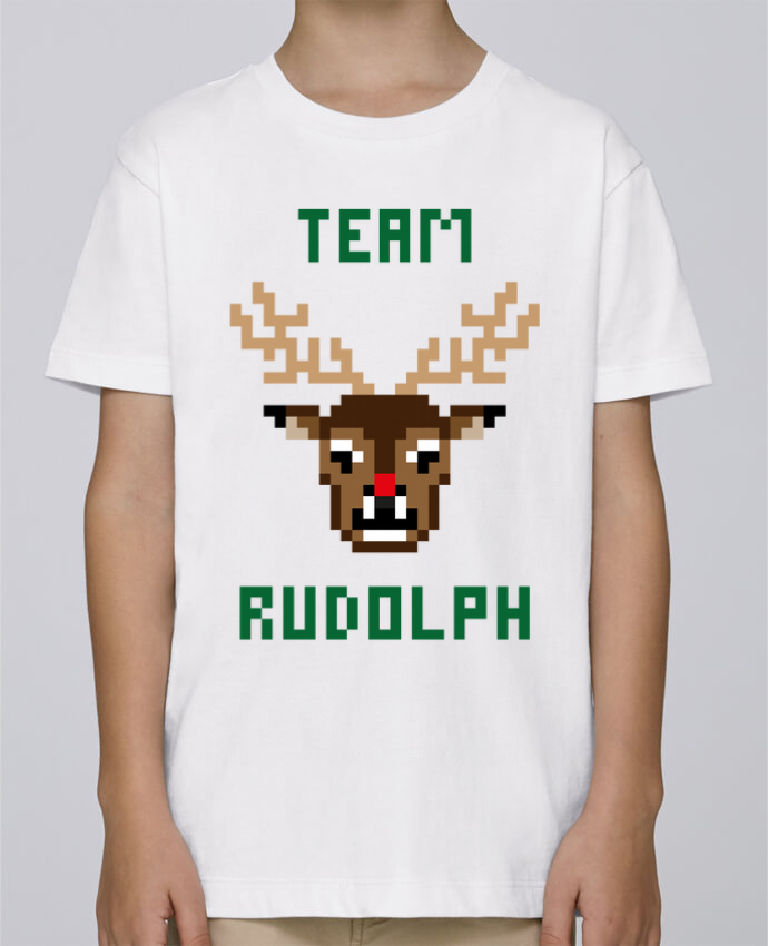 Tee Shirt Garçon Stanley Mini Paint TEAM RUDOLPH par tunetoo