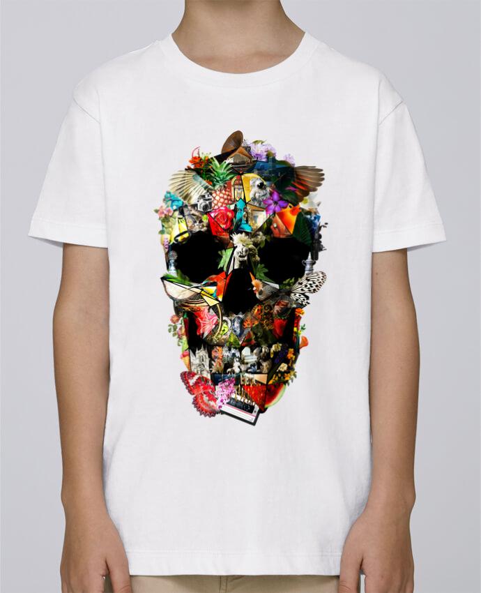 Tee Shirt Garçon Stanley Mini Paint Fragile par ali_gulec