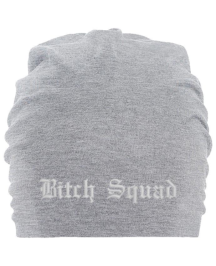 Bonnet oversize en coton Hemsedal Bitch Squad par tunetoo