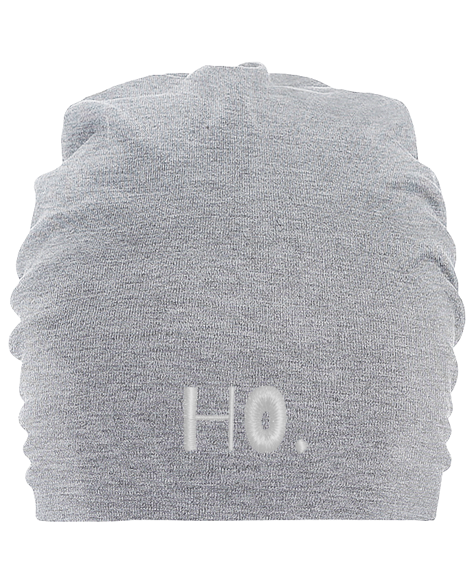 Bonnet oversize en coton Hemsedal Ho. par tunetoo