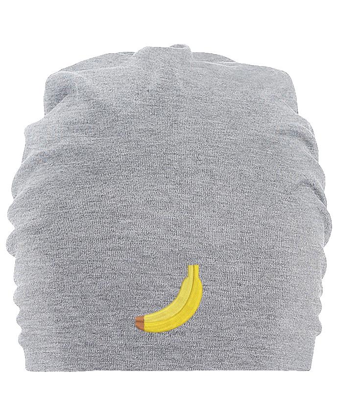 Bonnet oversize en coton Hemsedal Banane par tunetoo