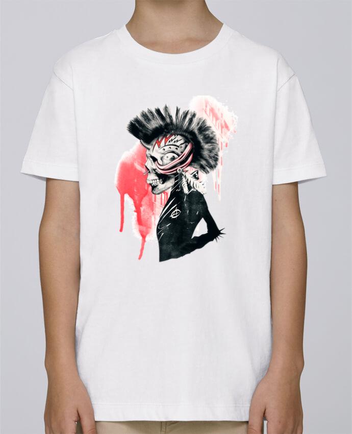 Tee Shirt Garçon Stanley Mini Paint Punk par ali_gulec