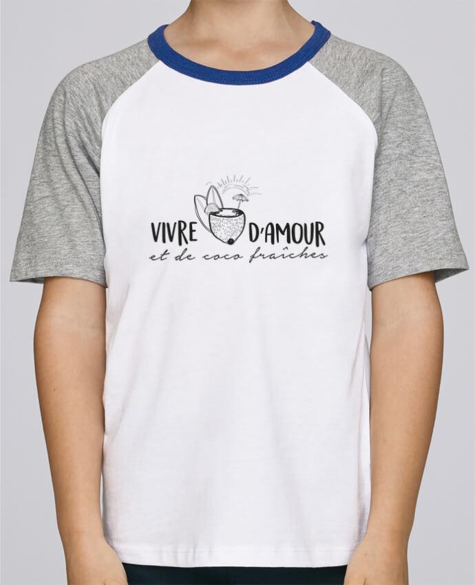 tee shirt enfant stanley mini jump short sleeve vivre d. Black Bedroom Furniture Sets. Home Design Ideas