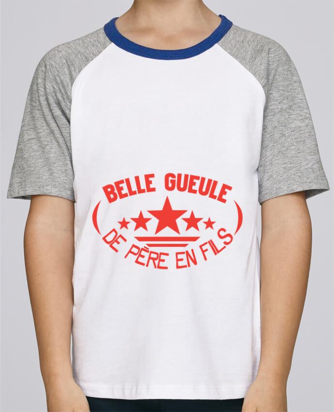 tee shirt enfant stanley mini jump short sleeve belle. Black Bedroom Furniture Sets. Home Design Ideas
