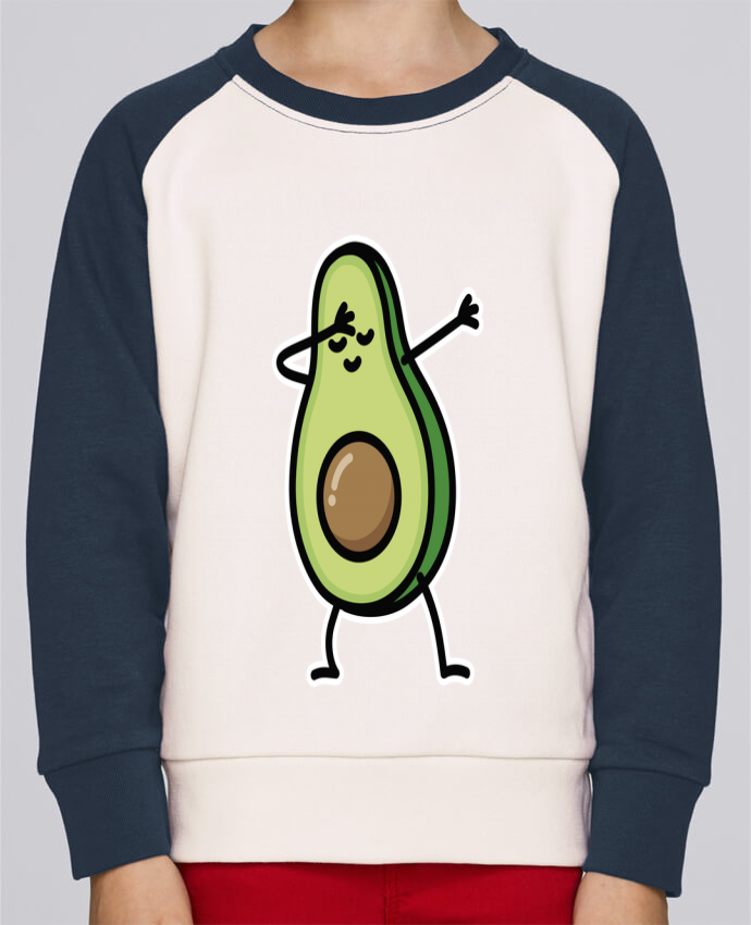 Sweat baseball enfant Avocado dab par LaundryFactory