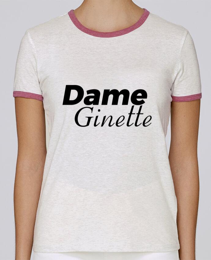 T-shirt Femme Stella Returns Dame Ginette pour femme par tunetoo