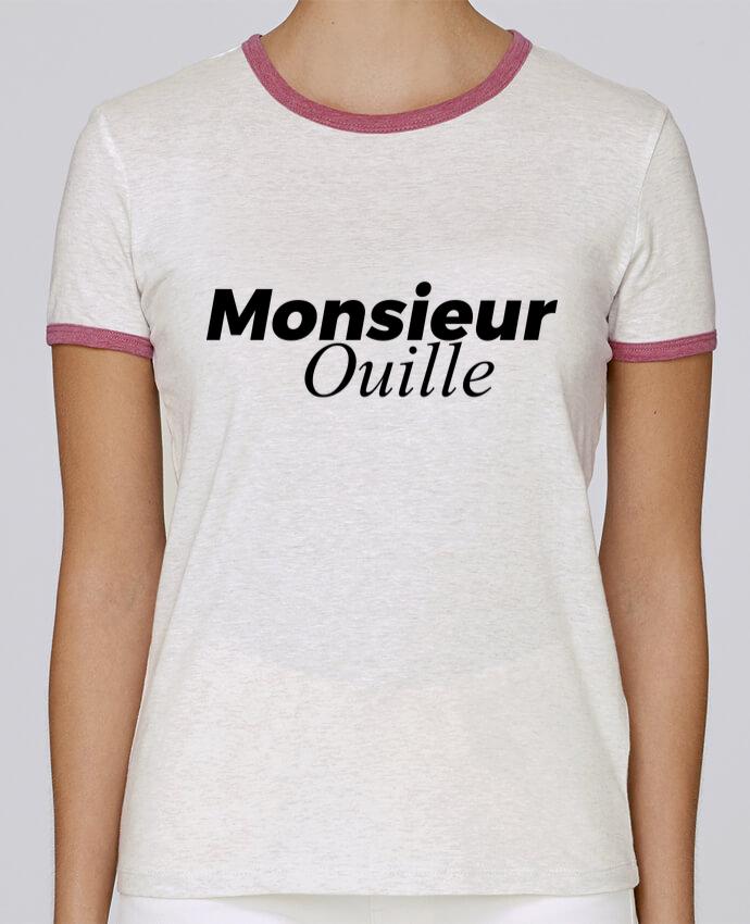 T-shirt Femme Stella Returns Monsieur Ouille pour femme par tunetoo