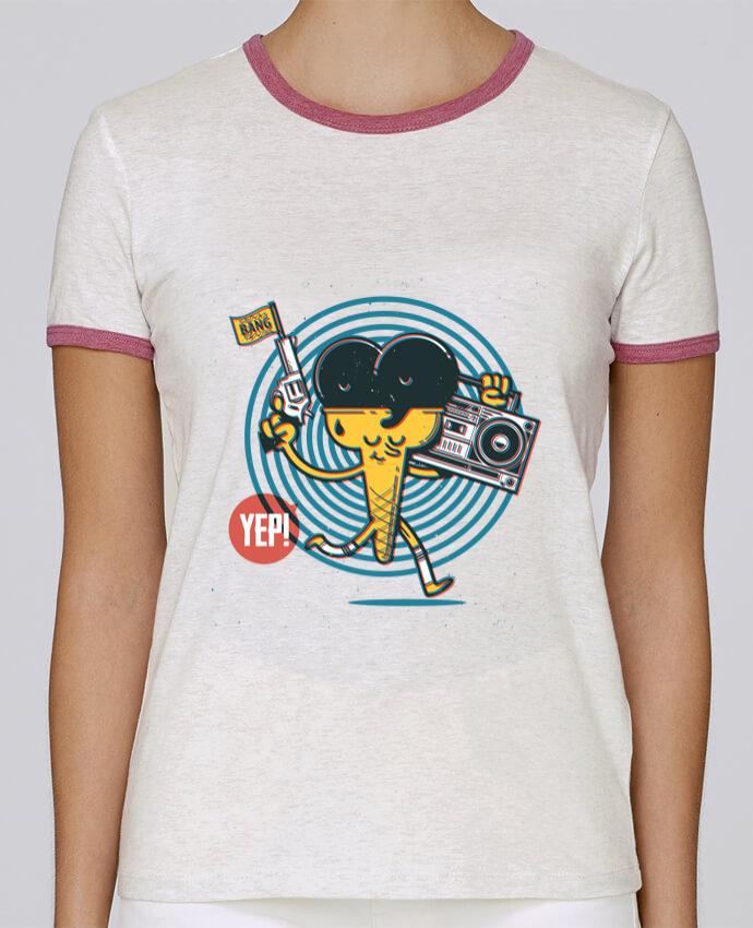 T-shirt Femme Stella Returns YEP! Ice Cream pour femme par YEP!