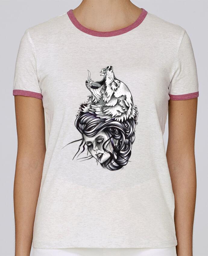 T-shirt Femme Stella Returns Femme & Loup pour femme par david