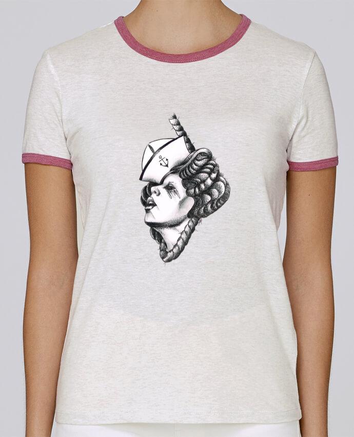 T-shirt Femme Stella Returns Femme capitaine pour femme par david