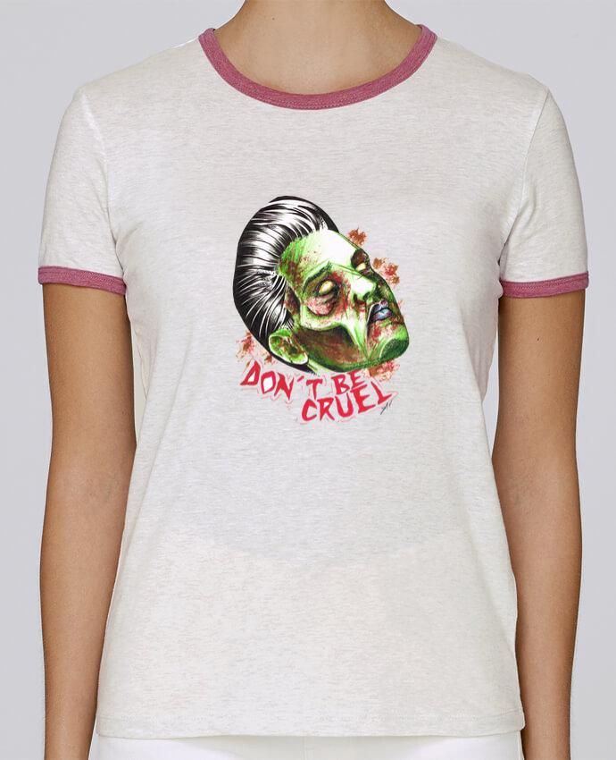 T-shirt Femme Stella Returns Don\'t be cruel pour femme par david